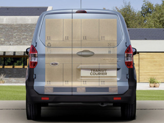 Ford-Transit-Courier-rear